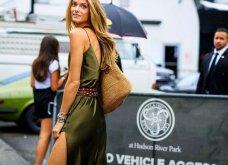 Street style: Αυτά τα υπέροχα φορέματα ήρθαν για να μείνουν - Θα τα φορέσουμε & το φθινόπωρο (φώτο) - Κυρίως Φωτογραφία - Gallery - Video 4