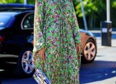 Street style: Αυτά τα υπέροχα φορέματα ήρθαν για να μείνουν - Θα τα φορέσουμε & το φθινόπωρο (φώτο) - Κυρίως Φωτογραφία - Gallery - Video 8