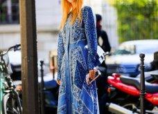 Street style: Αυτά τα υπέροχα φορέματα ήρθαν για να μείνουν - Θα τα φορέσουμε & το φθινόπωρο (φώτο) - Κυρίως Φωτογραφία - Gallery - Video 11