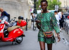 Street style: Αυτά τα υπέροχα φορέματα ήρθαν για να μείνουν - Θα τα φορέσουμε & το φθινόπωρο (φώτο) - Κυρίως Φωτογραφία - Gallery - Video 9