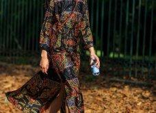 Street style: Αυτά τα υπέροχα φορέματα ήρθαν για να μείνουν - Θα τα φορέσουμε & το φθινόπωρο (φώτο) - Κυρίως Φωτογραφία - Gallery - Video 10