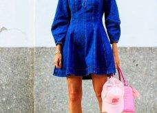 Street style: Αυτά τα υπέροχα φορέματα ήρθαν για να μείνουν - Θα τα φορέσουμε & το φθινόπωρο (φώτο) - Κυρίως Φωτογραφία - Gallery - Video 16
