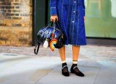 Street style: Αυτά τα υπέροχα φορέματα ήρθαν για να μείνουν - Θα τα φορέσουμε & το φθινόπωρο (φώτο) - Κυρίως Φωτογραφία - Gallery - Video 15