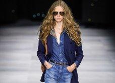 H επίδειξη μόδας της Celine, στο Παρίσι απέδειξε ότι οι Γάλλοι σε ντύνουν σικ ακόμα και με τζιν (φώτο) - Κυρίως Φωτογραφία - Gallery - Video 59