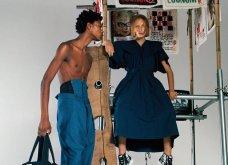 Εβδομάδα Μόδας Λονδίνο: Η γυναίκα της Vivienne Westwood είναι κομψή , δυναμική & επαναστάτρια (φώτο) - Κυρίως Φωτογραφία - Gallery - Video
