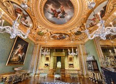 """Σε αυτό το μεγαλοπρεπές παλάτι έξω από το Παρίσι έγινε η ληστεία μαμούθ των 2 εκ. ευρώ - Δείτε φώτο & βίντεο από τα """"βασιλικά δωμάτια""""   - Κυρίως Φωτογραφία - Gallery - Video 15"""