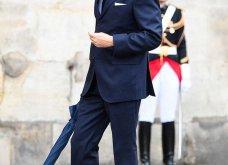 Κηδεία Ζαν Σιράκ: 80 ηγέτες, βασιλιάδες & celebrities -Από τον Μπιλ Κλίντον & τον Πούτιν ως την Σάλμα Χάγιεκ - Όλες οι φώτο & τα βίντεο  - Κυρίως Φωτογραφία - Gallery - Video 17