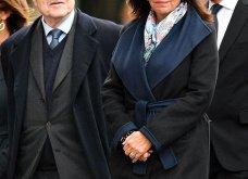 Κηδεία Ζαν Σιράκ: 80 ηγέτες, βασιλιάδες & celebrities -Από τον Μπιλ Κλίντον & τον Πούτιν ως την Σάλμα Χάγιεκ - Όλες οι φώτο & τα βίντεο  - Κυρίως Φωτογραφία - Gallery - Video 54