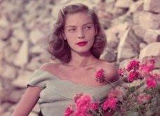 Vintage Pics: Η ντίβα του Χόλιγουντ Λορίν Μπακόλ μέση δαχτυλίδι και χείλη που άφησαν εποχή! - Κυρίως Φωτογραφία - Gallery - Video 7