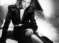 Vintage Pics: Η ντίβα του Χόλιγουντ Λορίν Μπακόλ μέση δαχτυλίδι και χείλη που άφησαν εποχή! - Κυρίως Φωτογραφία - Gallery - Video 4