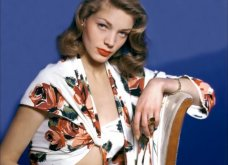 Vintage Pics: Η ντίβα του Χόλιγουντ Λορίν Μπακόλ μέση δαχτυλίδι και χείλη που άφησαν εποχή! - Κυρίως Φωτογραφία - Gallery - Video 9
