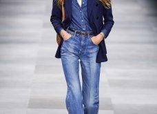 H επίδειξη μόδας της Celine, στο Παρίσι απέδειξε ότι οι Γάλλοι σε ντύνουν σικ ακόμα και με τζιν (φώτο) - Κυρίως Φωτογραφία - Gallery - Video 2