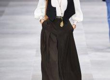 H επίδειξη μόδας της Celine, στο Παρίσι απέδειξε ότι οι Γάλλοι σε ντύνουν σικ ακόμα και με τζιν (φώτο) - Κυρίως Φωτογραφία - Gallery - Video 3
