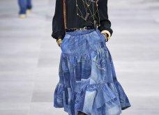 H επίδειξη μόδας της Celine, στο Παρίσι απέδειξε ότι οι Γάλλοι σε ντύνουν σικ ακόμα και με τζιν (φώτο) - Κυρίως Φωτογραφία - Gallery - Video 12