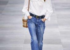 H επίδειξη μόδας της Celine, στο Παρίσι απέδειξε ότι οι Γάλλοι σε ντύνουν σικ ακόμα και με τζιν (φώτο) - Κυρίως Φωτογραφία - Gallery - Video 13