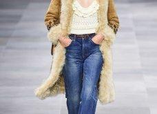 H επίδειξη μόδας της Celine, στο Παρίσι απέδειξε ότι οι Γάλλοι σε ντύνουν σικ ακόμα και με τζιν (φώτο) - Κυρίως Φωτογραφία - Gallery - Video 16