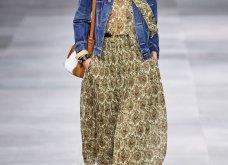 H επίδειξη μόδας της Celine, στο Παρίσι απέδειξε ότι οι Γάλλοι σε ντύνουν σικ ακόμα και με τζιν (φώτο) - Κυρίως Φωτογραφία - Gallery - Video 18