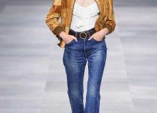H επίδειξη μόδας της Celine, στο Παρίσι απέδειξε ότι οι Γάλλοι σε ντύνουν σικ ακόμα και με τζιν (φώτο) - Κυρίως Φωτογραφία - Gallery - Video 19