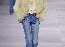 H επίδειξη μόδας της Celine, στο Παρίσι απέδειξε ότι οι Γάλλοι σε ντύνουν σικ ακόμα και με τζιν (φώτο) - Κυρίως Φωτογραφία - Gallery - Video 22