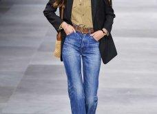 H επίδειξη μόδας της Celine, στο Παρίσι απέδειξε ότι οι Γάλλοι σε ντύνουν σικ ακόμα και με τζιν (φώτο) - Κυρίως Φωτογραφία - Gallery - Video 23