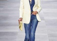 H επίδειξη μόδας της Celine, στο Παρίσι απέδειξε ότι οι Γάλλοι σε ντύνουν σικ ακόμα και με τζιν (φώτο) - Κυρίως Φωτογραφία - Gallery - Video 27