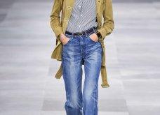 H επίδειξη μόδας της Celine, στο Παρίσι απέδειξε ότι οι Γάλλοι σε ντύνουν σικ ακόμα και με τζιν (φώτο) - Κυρίως Φωτογραφία - Gallery - Video 28