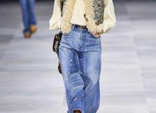 H επίδειξη μόδας της Celine, στο Παρίσι απέδειξε ότι οι Γάλλοι σε ντύνουν σικ ακόμα και με τζιν (φώτο) - Κυρίως Φωτογραφία - Gallery - Video 30
