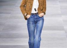 H επίδειξη μόδας της Celine, στο Παρίσι απέδειξε ότι οι Γάλλοι σε ντύνουν σικ ακόμα και με τζιν (φώτο) - Κυρίως Φωτογραφία - Gallery - Video 31