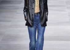H επίδειξη μόδας της Celine, στο Παρίσι απέδειξε ότι οι Γάλλοι σε ντύνουν σικ ακόμα και με τζιν (φώτο) - Κυρίως Φωτογραφία - Gallery - Video 38