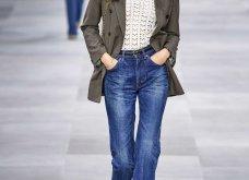 H επίδειξη μόδας της Celine, στο Παρίσι απέδειξε ότι οι Γάλλοι σε ντύνουν σικ ακόμα και με τζιν (φώτο) - Κυρίως Φωτογραφία - Gallery - Video 47