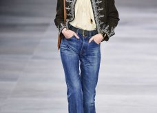 H επίδειξη μόδας της Celine, στο Παρίσι απέδειξε ότι οι Γάλλοι σε ντύνουν σικ ακόμα και με τζιν (φώτο) - Κυρίως Φωτογραφία - Gallery - Video 48
