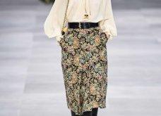 H επίδειξη μόδας της Celine, στο Παρίσι απέδειξε ότι οι Γάλλοι σε ντύνουν σικ ακόμα και με τζιν (φώτο) - Κυρίως Φωτογραφία - Gallery - Video 54
