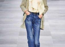 H επίδειξη μόδας της Celine, στο Παρίσι απέδειξε ότι οι Γάλλοι σε ντύνουν σικ ακόμα και με τζιν (φώτο) - Κυρίως Φωτογραφία - Gallery - Video 57