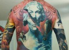 Τα 30 πιο εντυπωσιακά τατουάζ πλάτης που έχετε δει - Πραγματικά αριστουργήματα  - Κυρίως Φωτογραφία - Gallery - Video 2