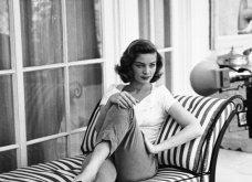 Vintage Pics: Η ντίβα του Χόλιγουντ Λορίν Μπακόλ μέση δαχτυλίδι και χείλη που άφησαν εποχή! - Κυρίως Φωτογραφία - Gallery - Video 11