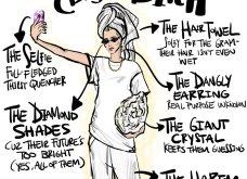 Σπάνιο ντοκουμέντο μόδας: 47 σκίτσα των διασημότερων σχεδιαστών - Εβδομάδα μόδας Νέα Υόρκη (φώτο) - Κυρίως Φωτογραφία - Gallery - Video 5