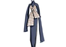 Σπάνιο ντοκουμέντο μόδας: 47 σκίτσα των διασημότερων σχεδιαστών - Εβδομάδα μόδας Νέα Υόρκη (φώτο) - Κυρίως Φωτογραφία - Gallery - Video 9