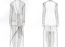 Σπάνιο ντοκουμέντο μόδας: 47 σκίτσα των διασημότερων σχεδιαστών - Εβδομάδα μόδας Νέα Υόρκη (φώτο) - Κυρίως Φωτογραφία - Gallery - Video 10