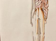 Σπάνιο ντοκουμέντο μόδας: 47 σκίτσα των διασημότερων σχεδιαστών - Εβδομάδα μόδας Νέα Υόρκη (φώτο) - Κυρίως Φωτογραφία - Gallery - Video 12