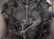 Τα 30 πιο εντυπωσιακά τατουάζ πλάτης που έχετε δει - Πραγματικά αριστουργήματα  - Κυρίως Φωτογραφία - Gallery - Video 9