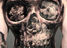 Τα 30 πιο εντυπωσιακά τατουάζ πλάτης που έχετε δει - Πραγματικά αριστουργήματα  - Κυρίως Φωτογραφία - Gallery - Video 11