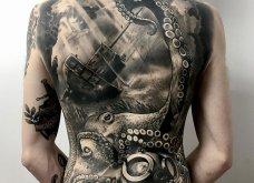 Τα 30 πιο εντυπωσιακά τατουάζ πλάτης που έχετε δει - Πραγματικά αριστουργήματα  - Κυρίως Φωτογραφία - Gallery - Video 12