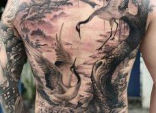 Τα 30 πιο εντυπωσιακά τατουάζ πλάτης που έχετε δει - Πραγματικά αριστουργήματα  - Κυρίως Φωτογραφία - Gallery - Video 14