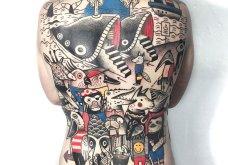 Τα 30 πιο εντυπωσιακά τατουάζ πλάτης που έχετε δει - Πραγματικά αριστουργήματα  - Κυρίως Φωτογραφία - Gallery - Video 17