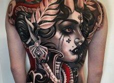 Τα 30 πιο εντυπωσιακά τατουάζ πλάτης που έχετε δει - Πραγματικά αριστουργήματα  - Κυρίως Φωτογραφία - Gallery - Video 25