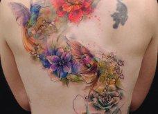 Τα 30 πιο εντυπωσιακά τατουάζ πλάτης που έχετε δει - Πραγματικά αριστουργήματα  - Κυρίως Φωτογραφία - Gallery - Video 27
