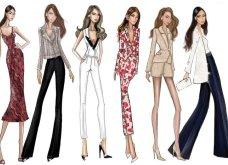 Σπάνιο ντοκουμέντο μόδας: 47 σκίτσα των διασημότερων σχεδιαστών - Εβδομάδα μόδας Νέα Υόρκη (φώτο) - Κυρίως Φωτογραφία - Gallery - Video 29