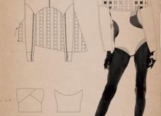 Σπάνιο ντοκουμέντο μόδας: 47 σκίτσα των διασημότερων σχεδιαστών - Εβδομάδα μόδας Νέα Υόρκη (φώτο) - Κυρίως Φωτογραφία - Gallery - Video 43