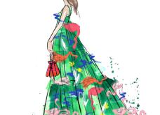 Σπάνιο ντοκουμέντο μόδας: 47 σκίτσα των διασημότερων σχεδιαστών - Εβδομάδα μόδας Νέα Υόρκη (φώτο) - Κυρίως Φωτογραφία - Gallery - Video 44