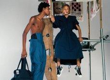 Εβδομάδα Μόδας Λονδίνο: Η γυναίκα της Vivienne Westwood είναι κομψή , δυναμική & επαναστάτρια (φώτο) - Κυρίως Φωτογραφία - Gallery - Video 2